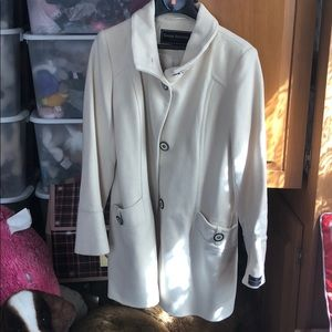 George Simonton Wool Blend Coat